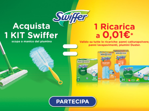 Swiffer 1+1 wave3