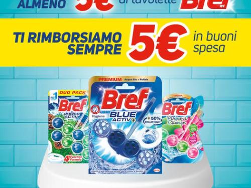 Bref Buono Spesa 5€